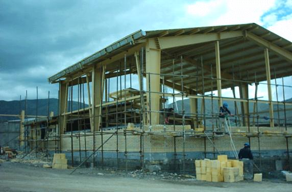 ساختمان HVAC