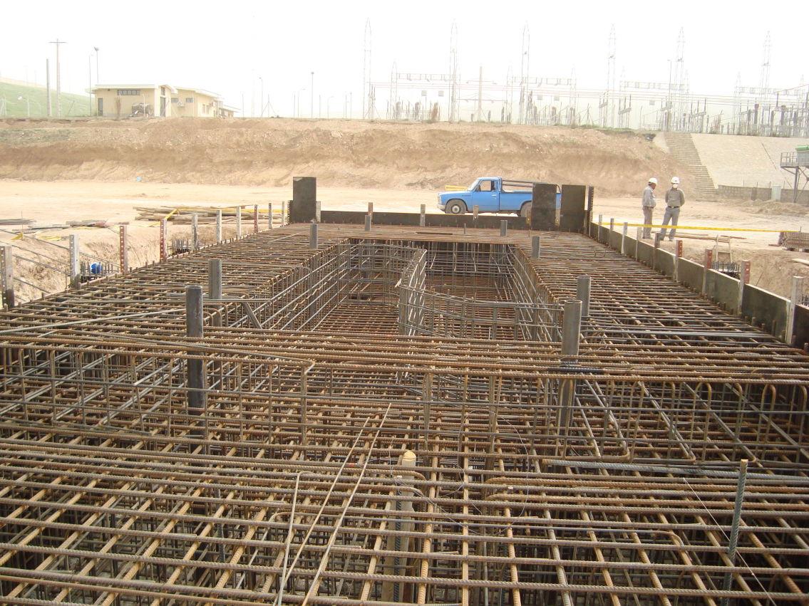 Gas turbine hall